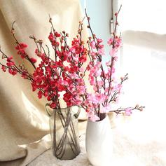 "37.40""(Approx.95cm) Branch Silk Silk Flowers (Set of 2)"