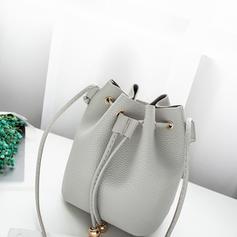 Zarif/Muhteşem/Benzersiz PU Atlet çantaları/Omuz çantaları/Moda çanta/Kova Çantaları