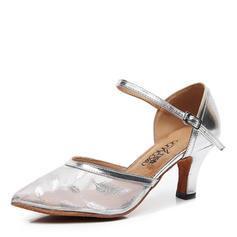 Women's Modern Heels Mesh Modern