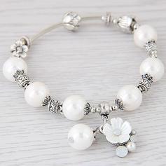 Gentil Alliage Résine Dames Bracelets de mode