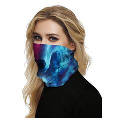 Respirant/Protecteur/Couverture totale/Multi-fonctionnel/sans glaces/Résistant à la poussière/Impression de crâne Bandanas