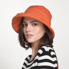 Dames Fait main/Le plus chaud Coton/Polyester Chapeaux de plage / soleil