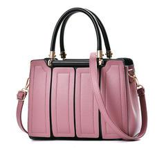 Elegant/Modern/pendling Tygväskor/Crossbody Väskor/Axelrems väskor