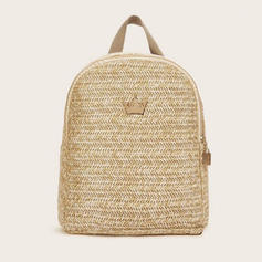 Elegant/Gorgeous/Unique Straw Backpacks