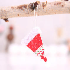 Merry Christmas Hanging Wooden Christmas Pendant Christmas Décor