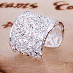 Gorgeous Placcato argento Anelli