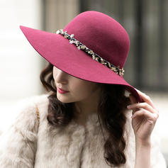 Ladies' Fashion/Special Acrylic/Wool Blend Bowler/Cloche Hat