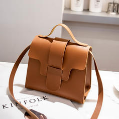 Attractive/Special/Solid Color/Simple Tote Bags/Crossbody Bags
