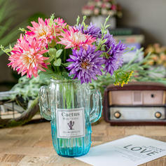 12'' Orchidées Soie Bouquets
