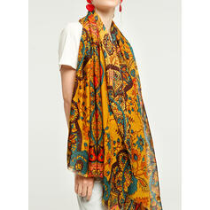 Floral/Retro /Vintage attractive/moda Lenço