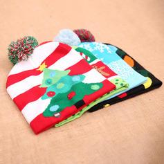 Fröhliche Weihnachten Stricken Weihnachtsmützen