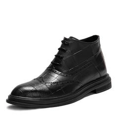 Chelsea Casual Koženka Pánské Pánská obuv Boots