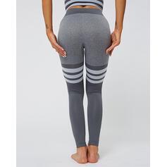 Streep Lang Casual Sexy Lang sportieve Leggings