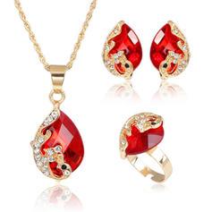 Beautiful Alloy Acrylic Ladies' Jewelry Sets