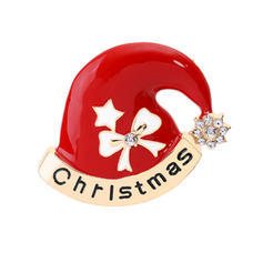 Lovely Alloy Christmas Jewelry