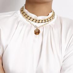 Stylish Charming Alloy Necklaces