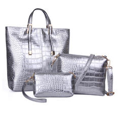 Charming PU Tote Bags/Shoulder Bags/Bag Sets/Wallets & Wristlets