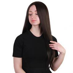 Kinky Rovný Syntetické vlasy Syntetické paruky 250g
