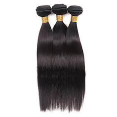 4A Straight Human Hair Human Hair Weave (Sold in a single piece) 50g