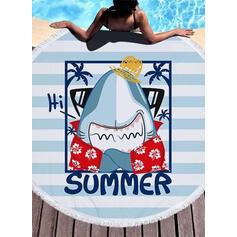 Animal fashion Beach Towel