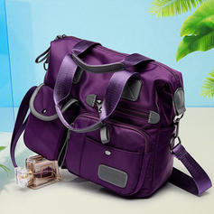 Solid Color/Multi-functional Nylon Crossbody Bags/Shoulder Bags
