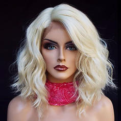 Wavy Synthetic Hair Lace Front Wigs 300g