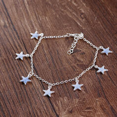 Star Shaped Luminous Alloy Women's Bracelets