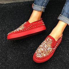 Women's PU Casual Outdoor With Rivet shoes