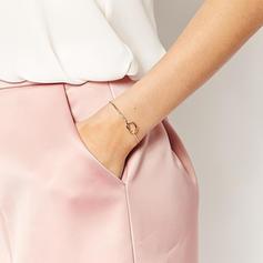 Fashionable Alloy Ladies' Fashion Bracelets