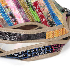 Personalized Style/Splice Color Shoulder Bags/Hobo Bags