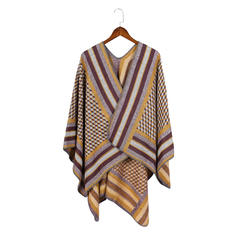 Geometric Print Oversized/attractive