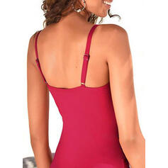 Push Up Strap Sexy Classic One-piece Swimsuits