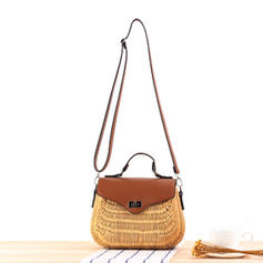 Unique/Charming Rattan Crossbody Bags/Shoulder Bags/Beach Bags
