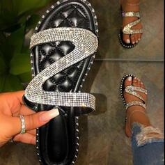 ラインストーン スパークリングキラキラ 靴