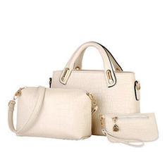 Сатчел/Сумки через плече/Плечові сумки/рюкзаки/Гаманці