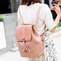 Елегантний/Модно/Твердий колір рюкзаки
