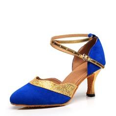 Női Bálterem Sarok Szarvasbőr Alkalmi cipők