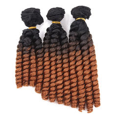 Loose Synthetic Hair Human Hair Weave (Set of 3)