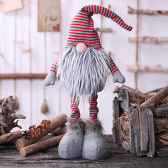 Table Gnome Merry Christmas Cloth Doll