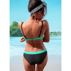 Triangle Low Waist Strap Sexy Bikinis Swimsuits