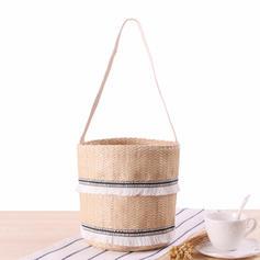 Elegant Polyester Shoulder Bags/Beach Bags/Bucket Bags