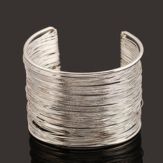 Unique Alloy Women's Fashion Bracelets (Sold in a single piece)