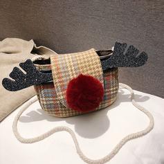 Charmen/Modern/Jul Crossbody Väskor/Axelrems väskor