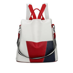 Attractive/Commuting/Splice Color Satchel/Backpacks
