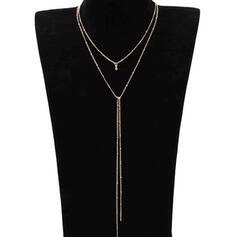 Unique Stylish Alloy Necklaces