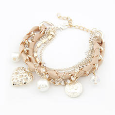 Basketwork Women's Fashion Bracelets