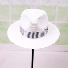 Unisex Hottest Salty Straw Straw Hats/Panama Hats/Kentucky Derby Hats