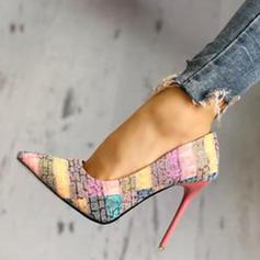 Жіночі ПУ Шпилька Закритий палець з Інші взуття