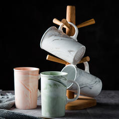 Classic Simple Ceramic Coffee Mugs