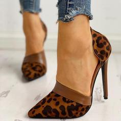 Femmes PU Talon stiletto Escarpins avec Autres chaussures